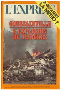 L'Express, juin 1973 : Le Crash du Tupolev 144 sur Goussainville