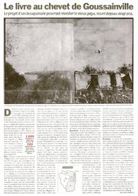 Libération 1996 : Le Livre au chevet de Goussainville