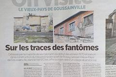 Le Parisien - janvier 2021 - Vieux-Pays de Goussainville